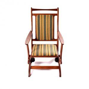 Cadeira de Baloiço em Teca - 1