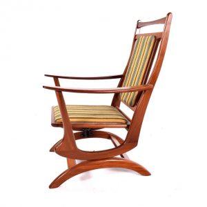 Cadeira de Baloiço em Teca - 2
